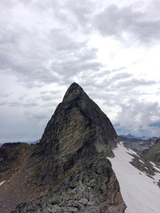 Niselheim Peak